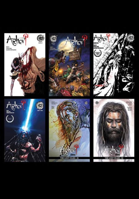 Aghori Annual 1 – Holy Cow Entertainment