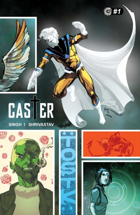 Caster-1